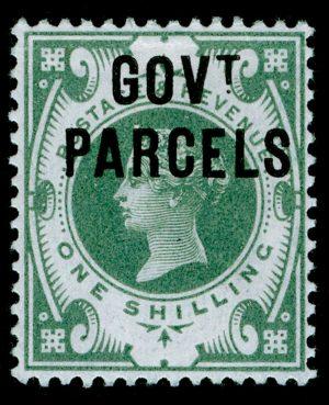 Government Parcels